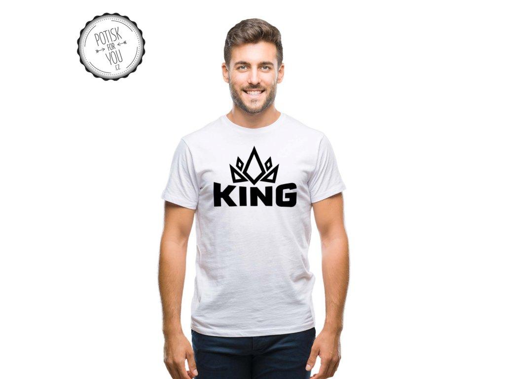 king white black black