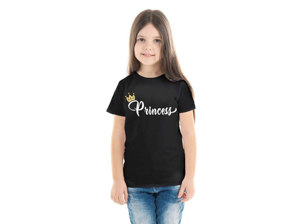princess2 black white gold