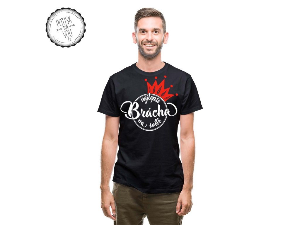 bracha black white red