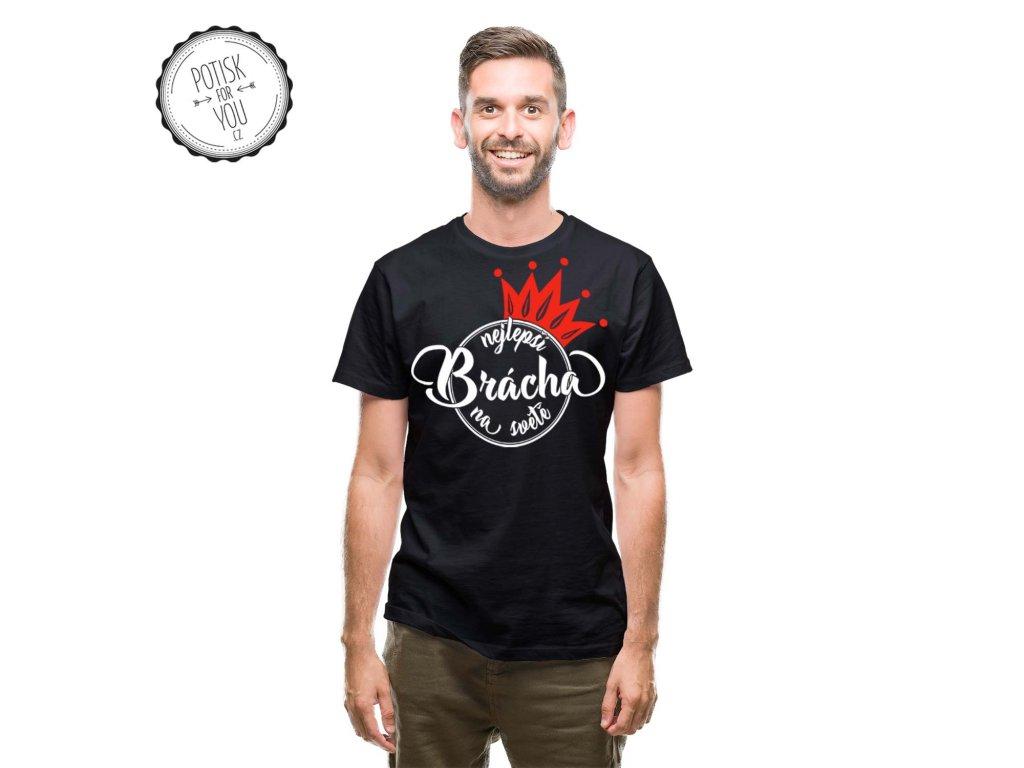 bracha black white red