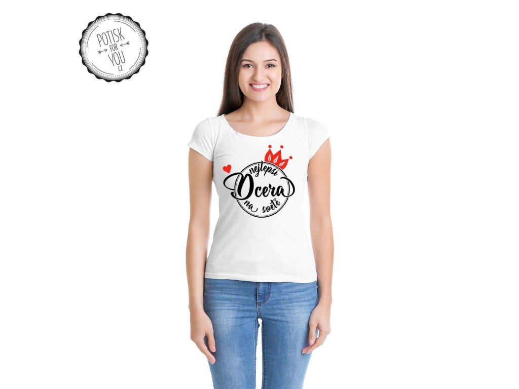 dcera white black red