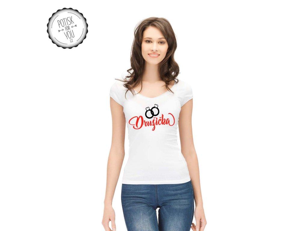 druzicka 2 white black red