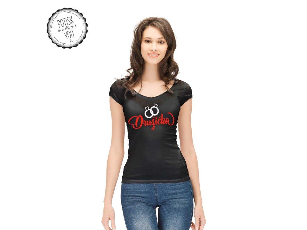 druzicka 2 black white red