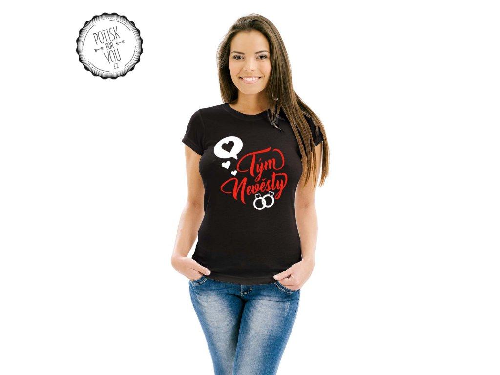team nevesty 1 black white red