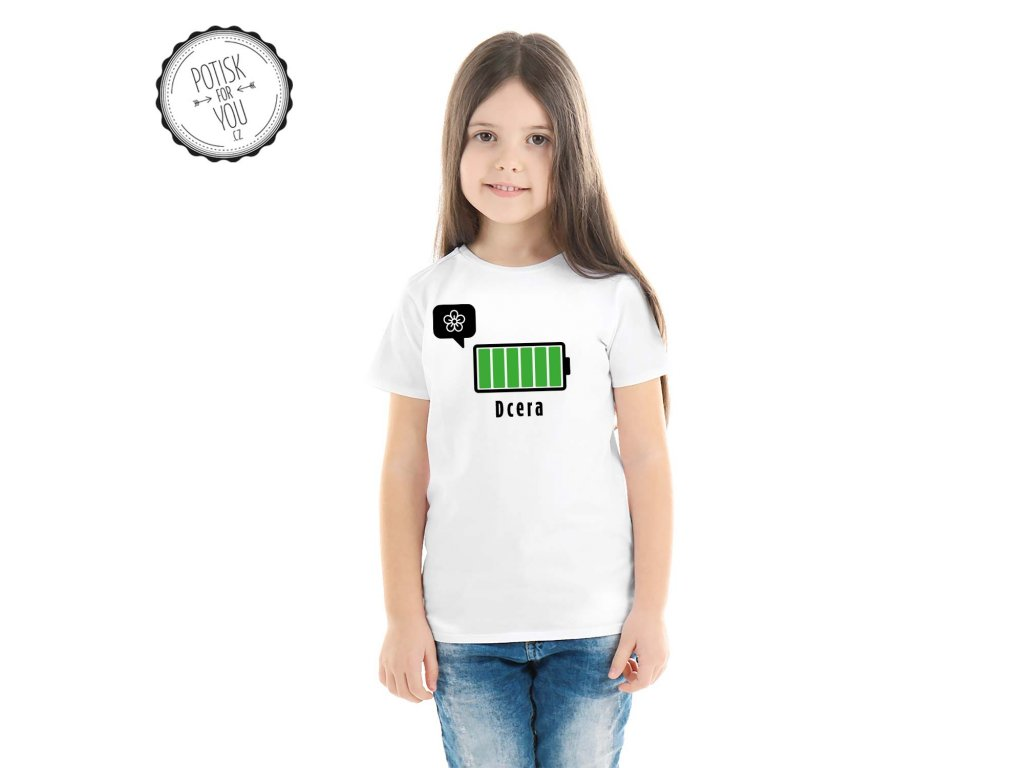 dcera white black green