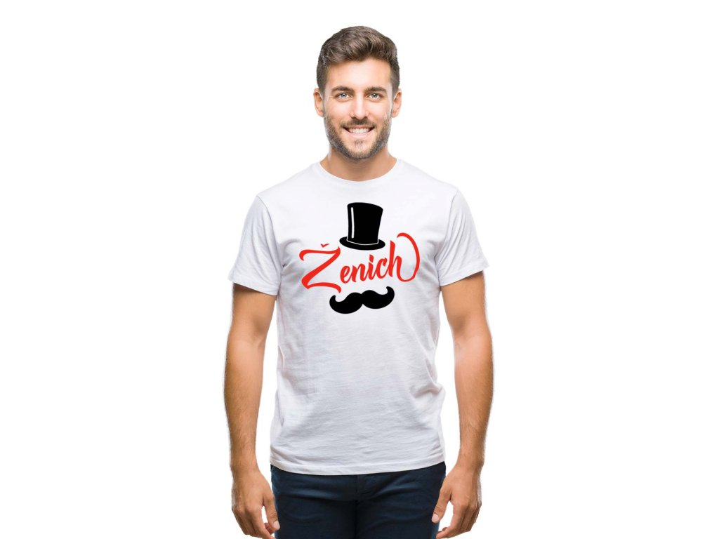 zenich white black red