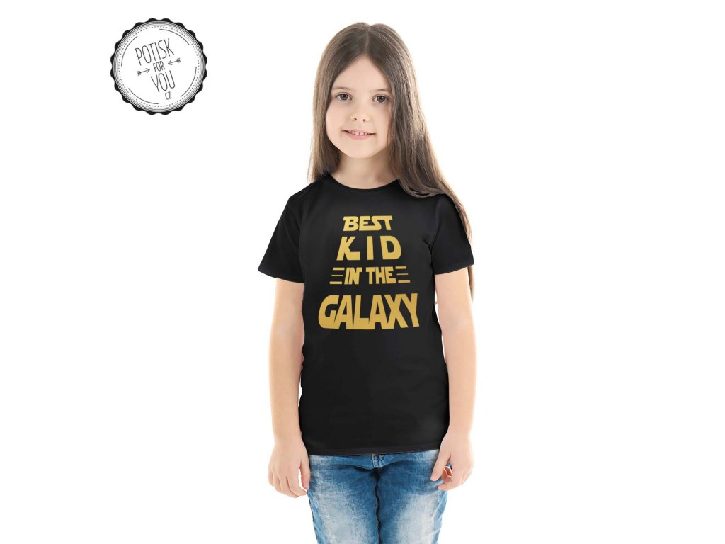 best kid in the galaxy holka black gold
