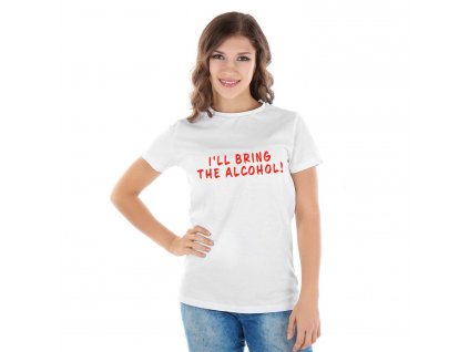alkohol white red