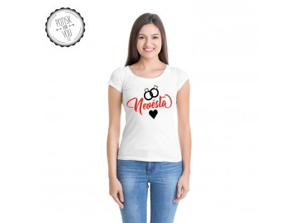 nevesta 3 white black red