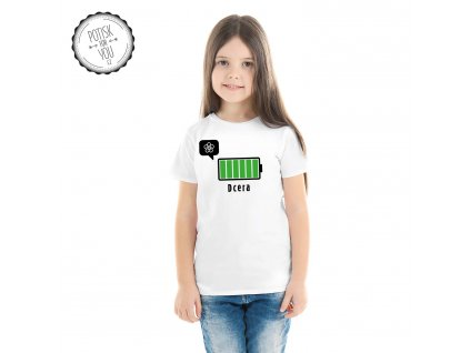dcera white black green