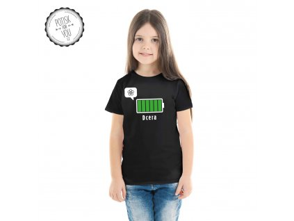 dcera black white green