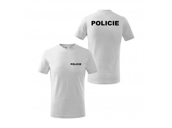 Dětské policie bí
