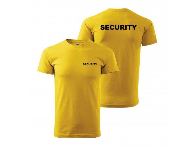 Security žlutý+č