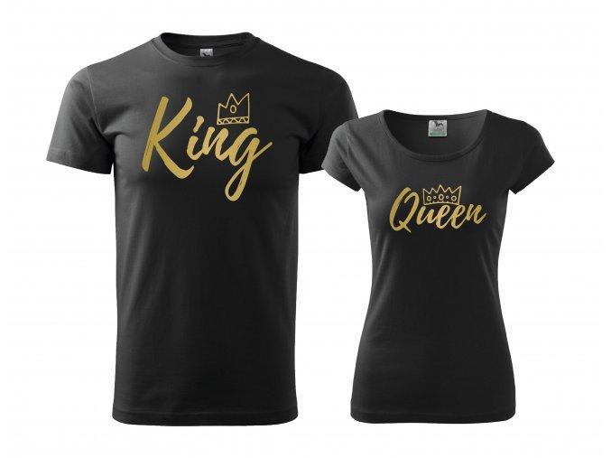 King Queen čer