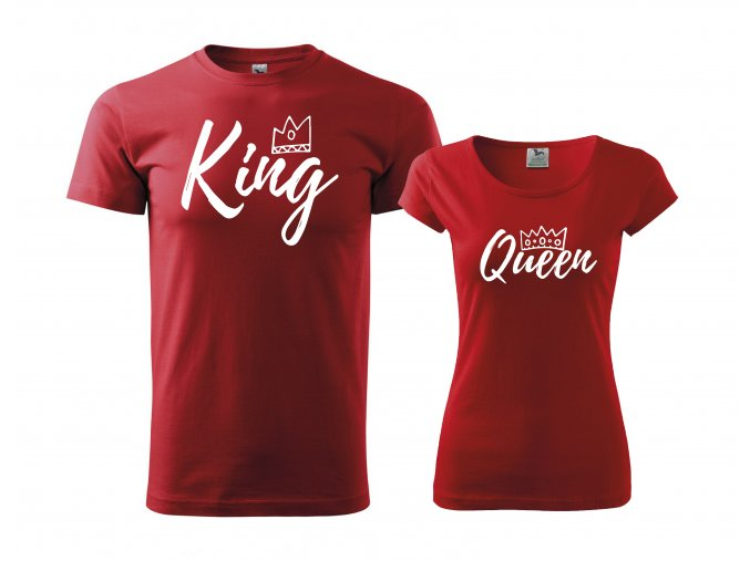 King Queen červ