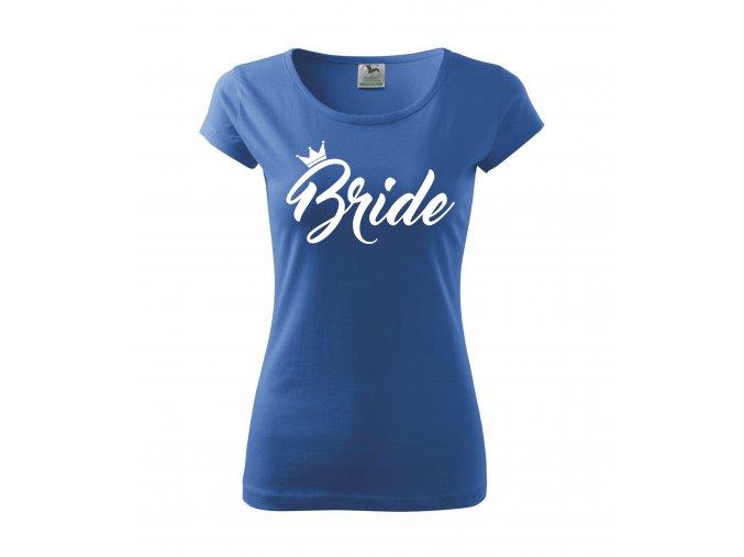 Bride azu+bí
