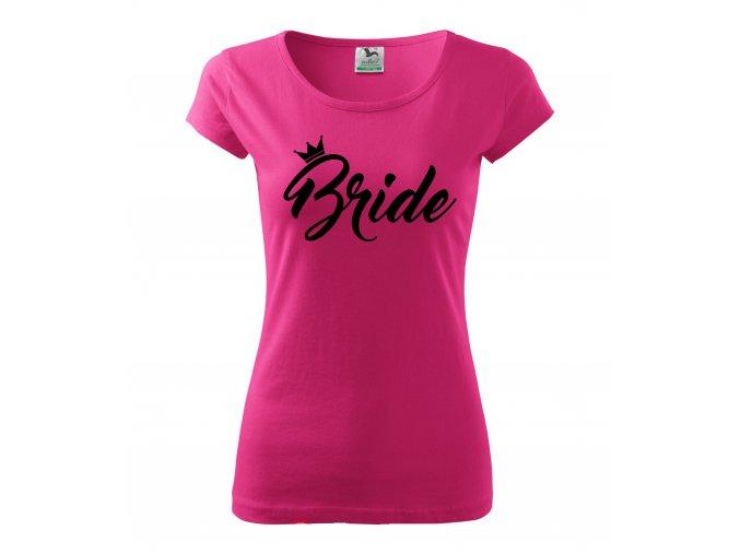 Bride růž+č