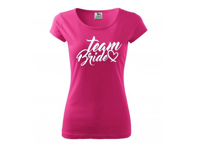 Team Bride růž+bí