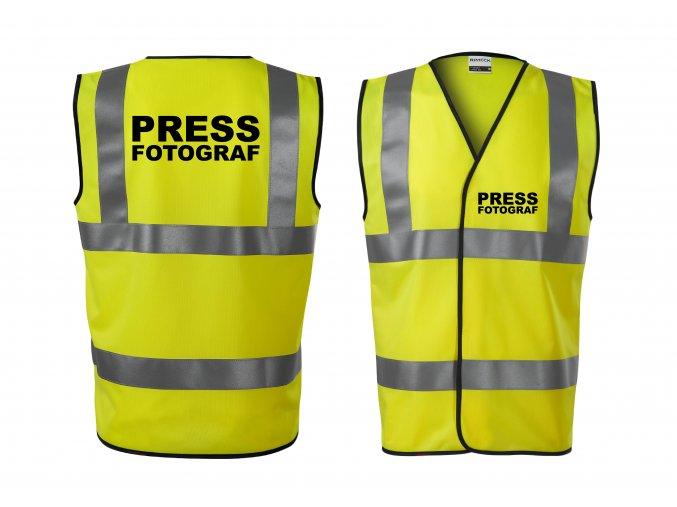 Press fotograf ž