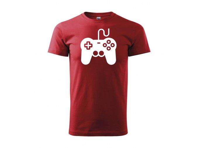 Gamepad červené+bílá