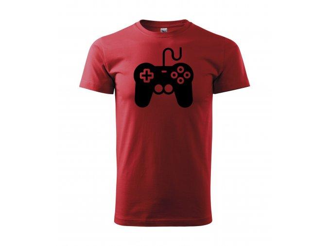 Gamepad červené+černá