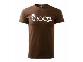 Groom hněd+bí