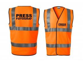 Press fotograf o