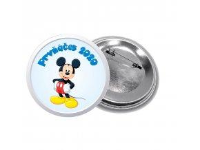Mickey placka
