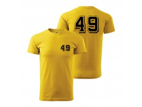 Číslice žlut