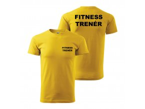 Fitness Trenér ž