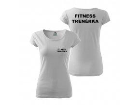 Fitness Trenérka bí