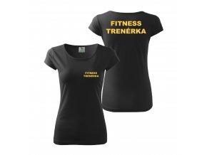 Fitness Trenérka č