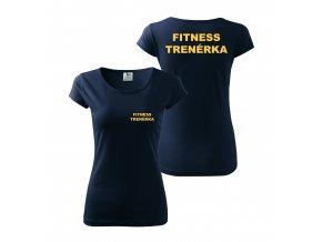 Fitness Trenérka nám