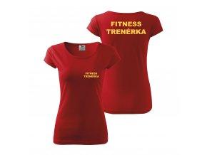 Fitness Trenérka červ