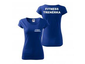Fitness Trenérka kr