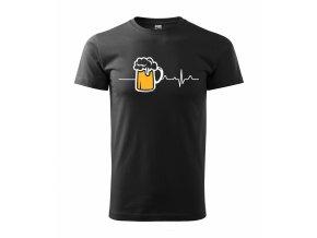 Tričko pro pivaře 281 černé