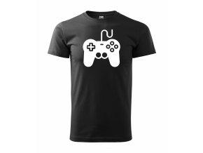 Gamepad černé+bílá