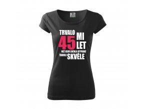 45 damske cerne