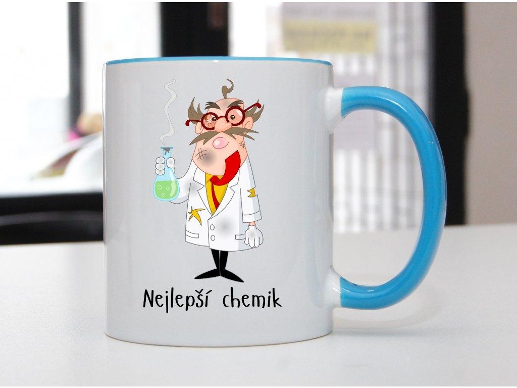 hrnek chemik