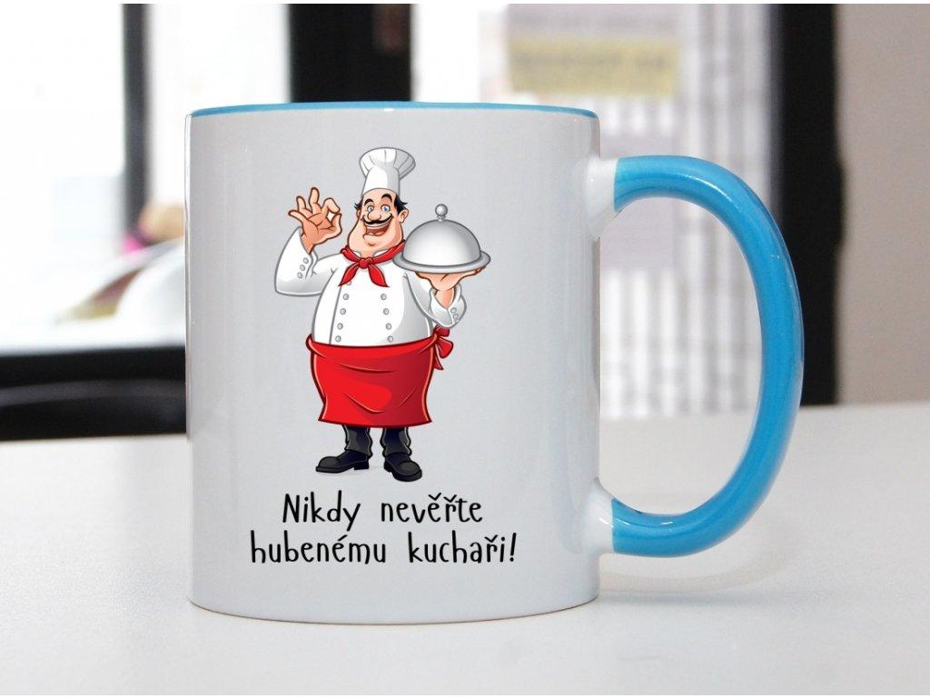 hrnek kuchař tlustý