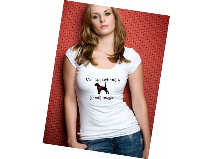 beagle triko