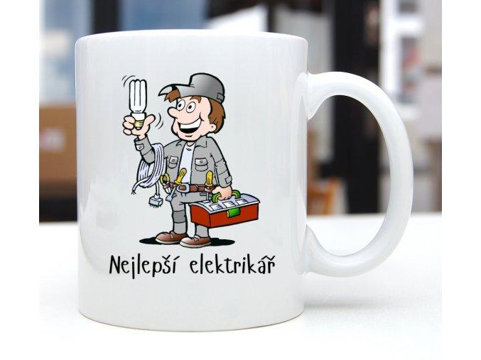 nejlepší elektrikář