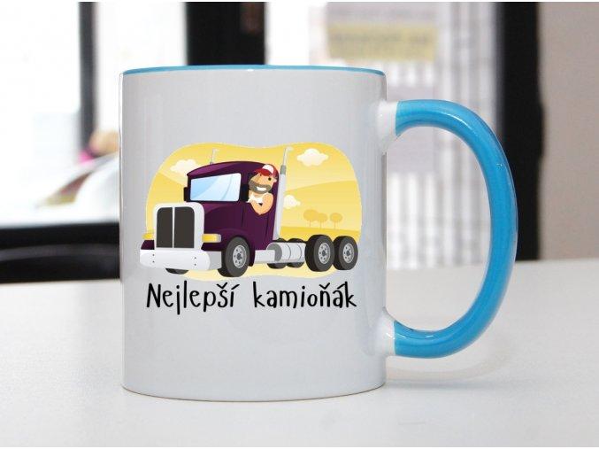 hrnek kamioňák