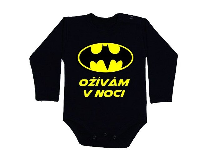 Bodýčko Batman