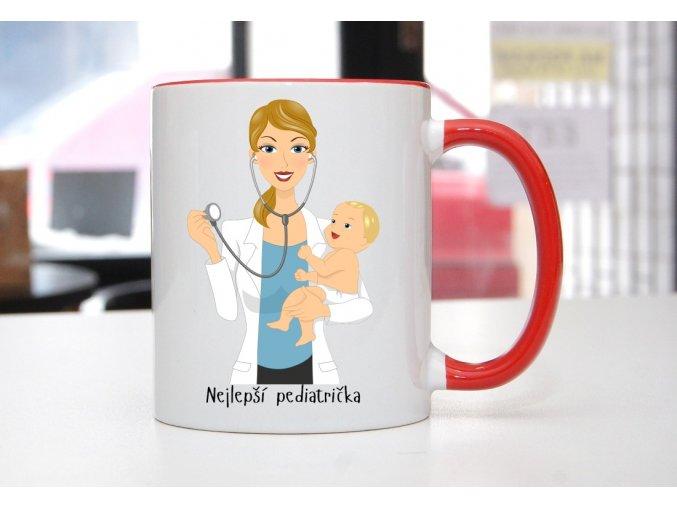 hrnek pediatrička