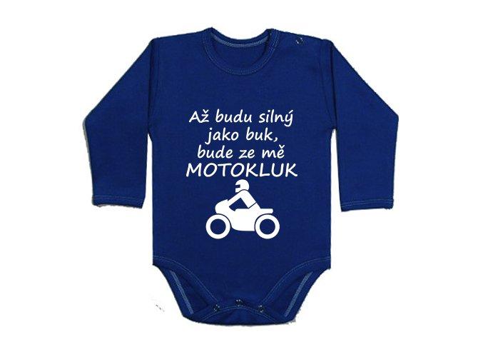 Bodýčko Motokluk Biker