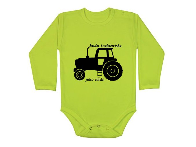 Bodýčko Traktorista