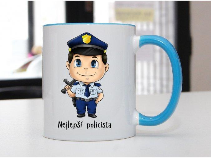 hrnek policista