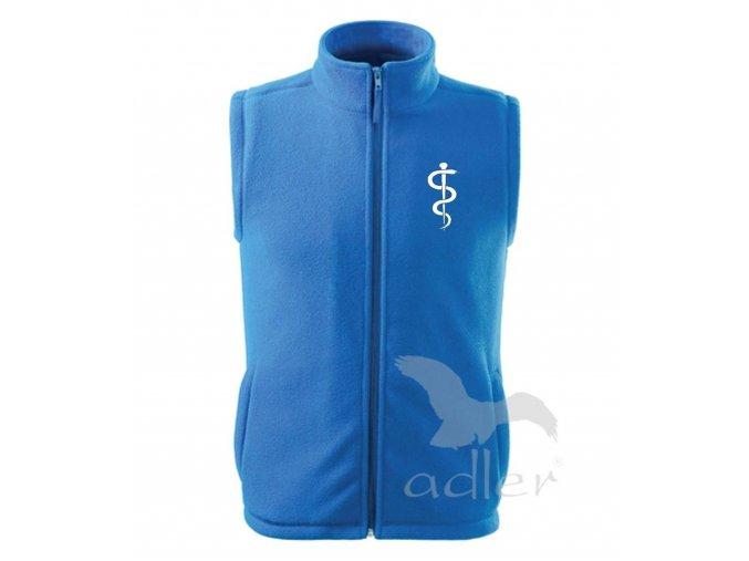 Fleece vesta Symbol