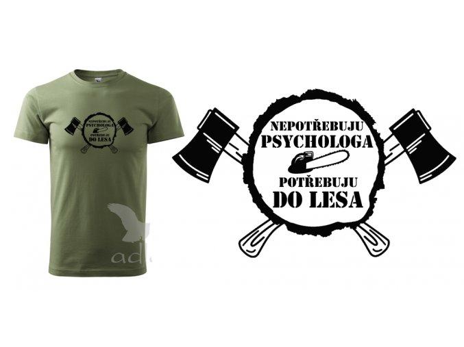 triko Dřevorubec